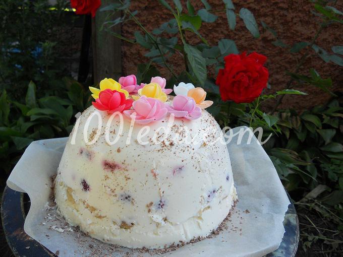 Творожные торты с пошаговым фото