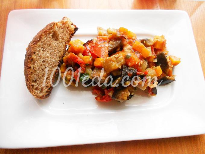 Икра из баклажан, запеченная в духовке: рецепт с пошаговым фото