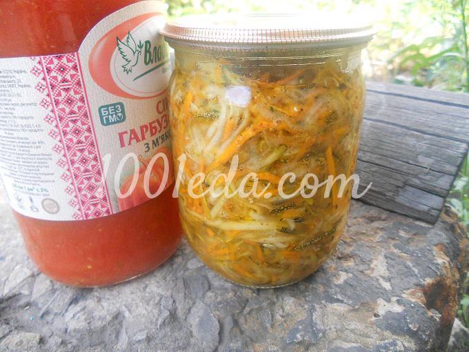Морковь по-корейски на зиму – Пошаговый рецепт с фото ...