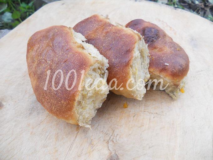 Рецепт постного десерта из тыквы