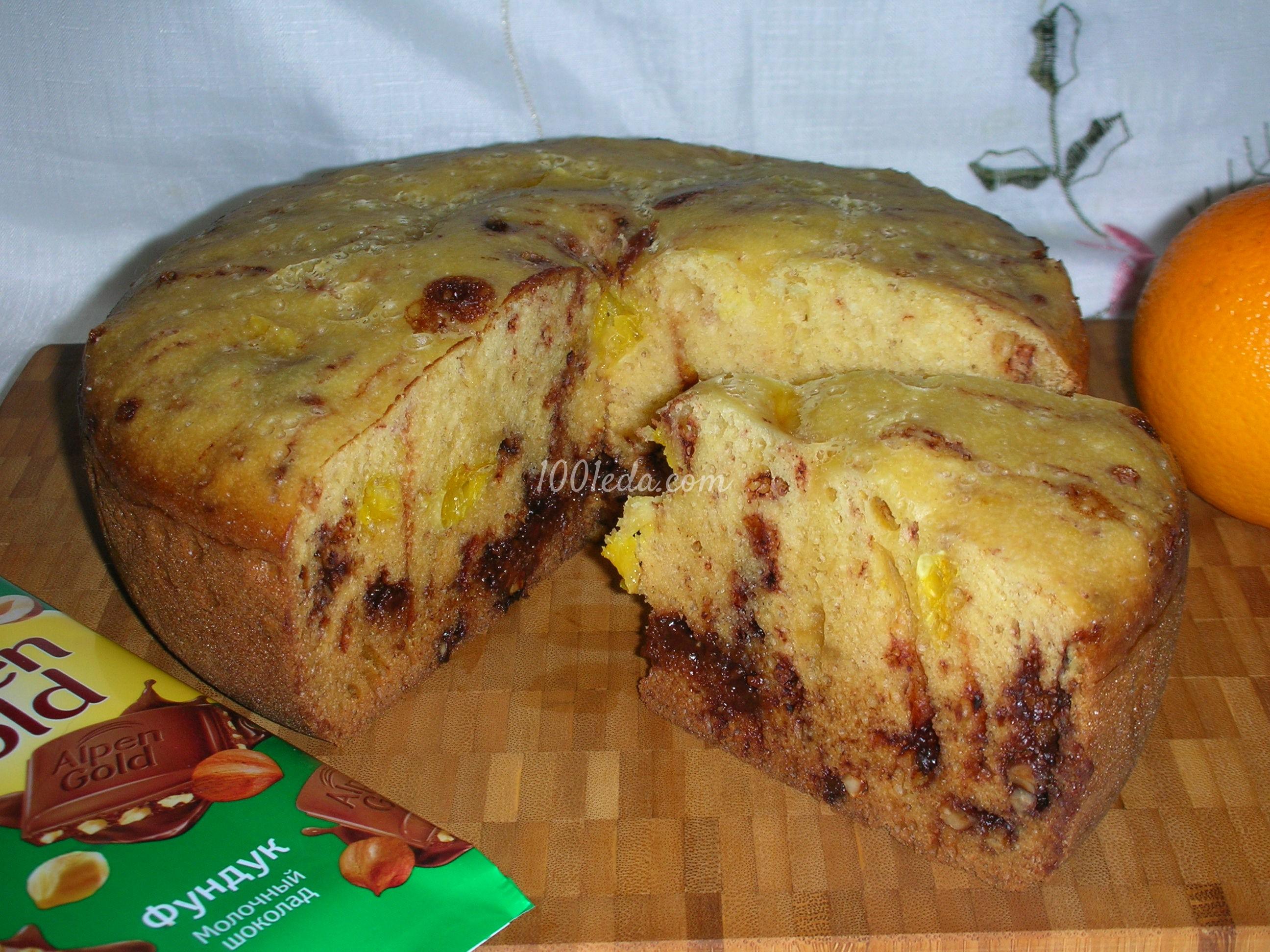 бисквит шоколадный в мультиварке рецепт с фото пошагово