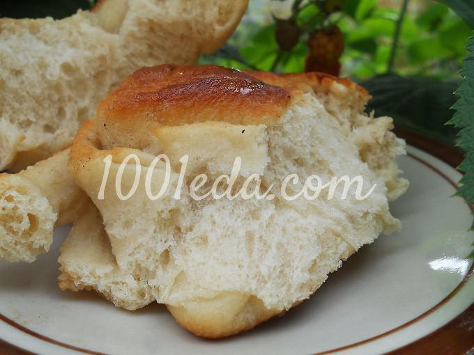 Плюшки московские: рецепт с пошаговым фото