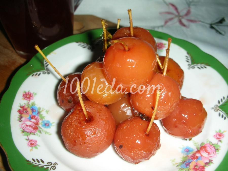 варенье из китайских яблок простой рецепт