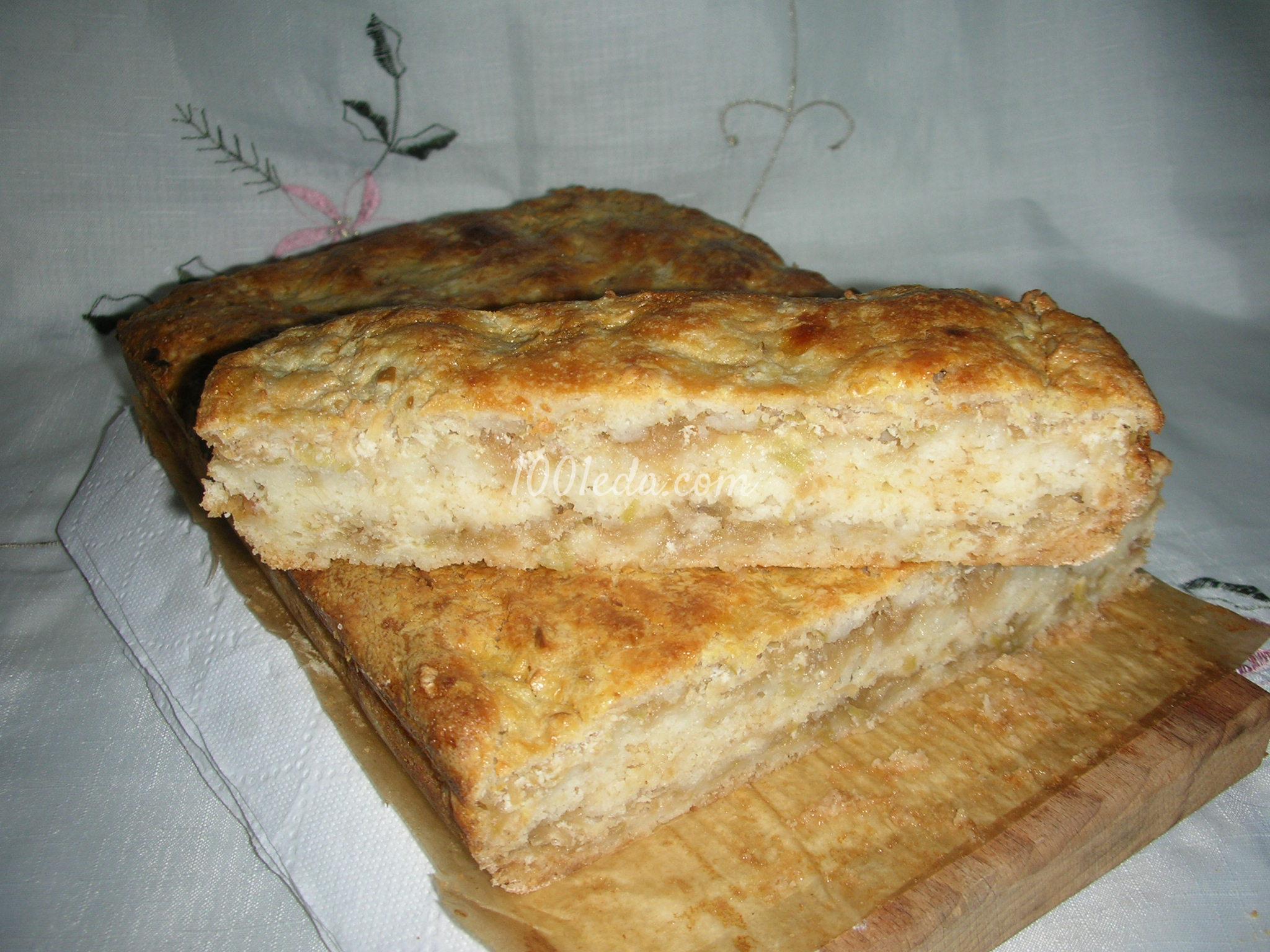 Быстрые пироги рецепт с фото пошагово