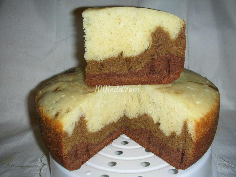 Бисквитный пирог в мультиварке рецепты с фото
