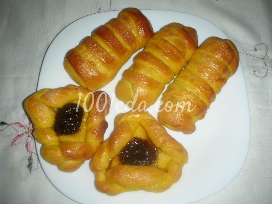 пирожки в духовке рецепты с фото пошагово с