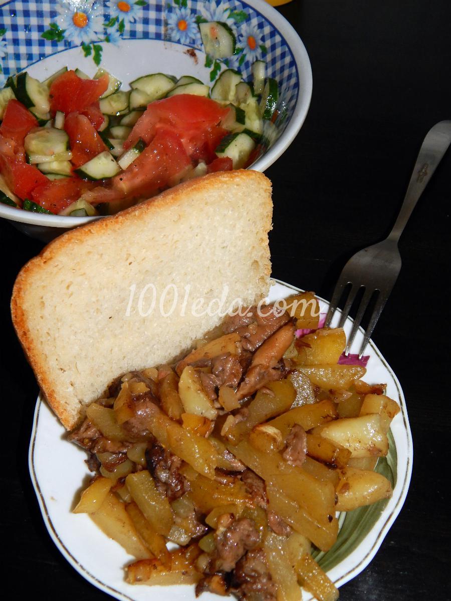 Жареная картошка при беременности