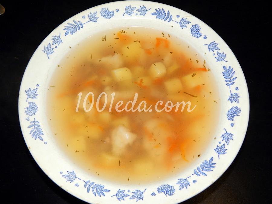 Суп с клёцками и фаршем рецепты