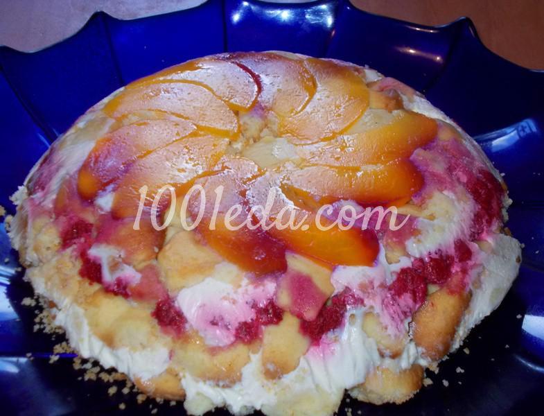 Тортик Необычный: рецепт с пошаговым фото