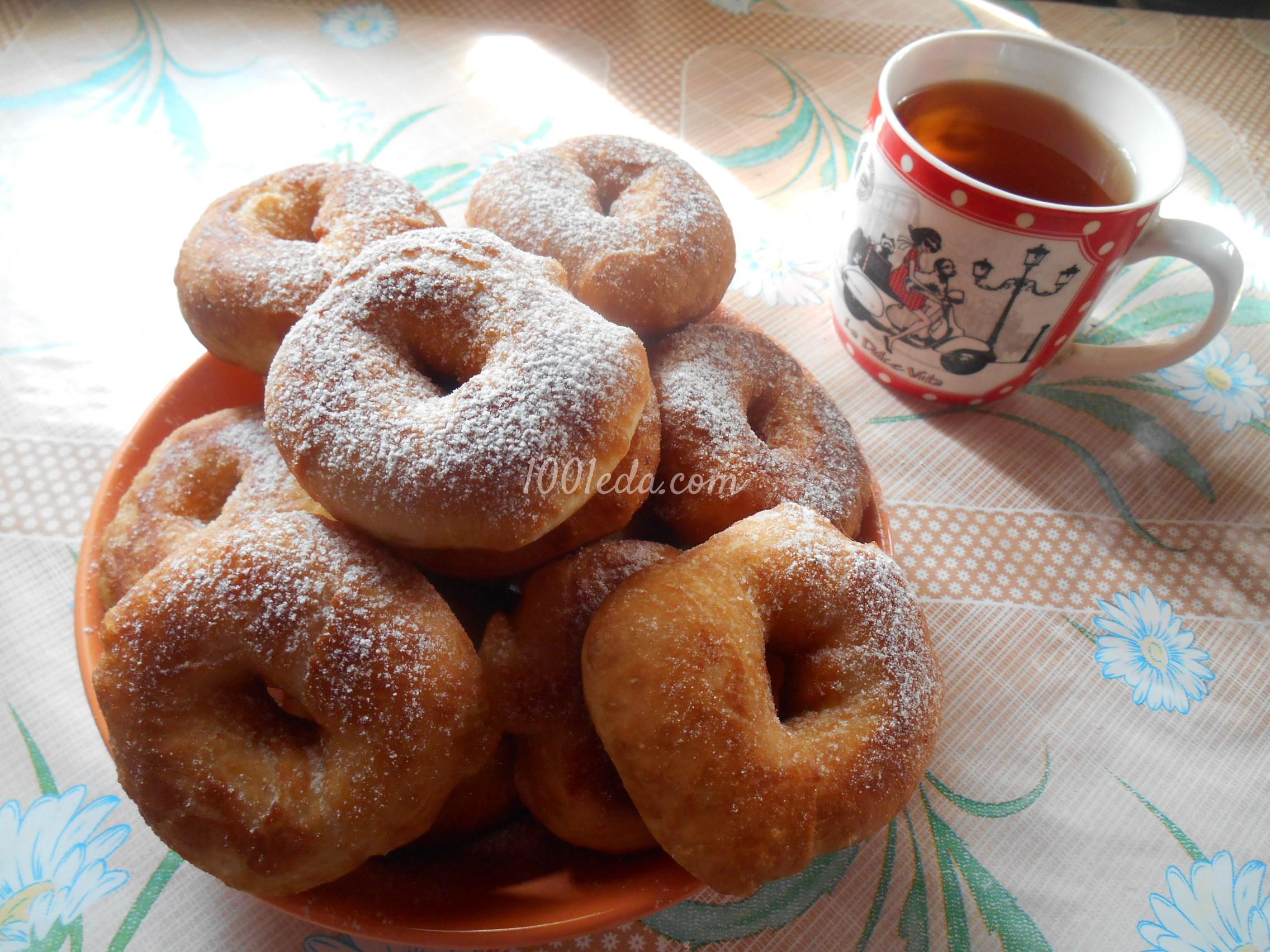 Пончики как в икеа рецепт 14
