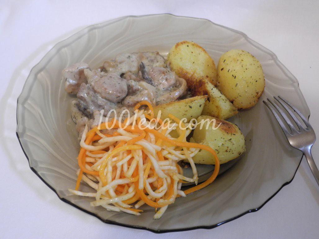 мясо в духовке на ужин рецепты с фото