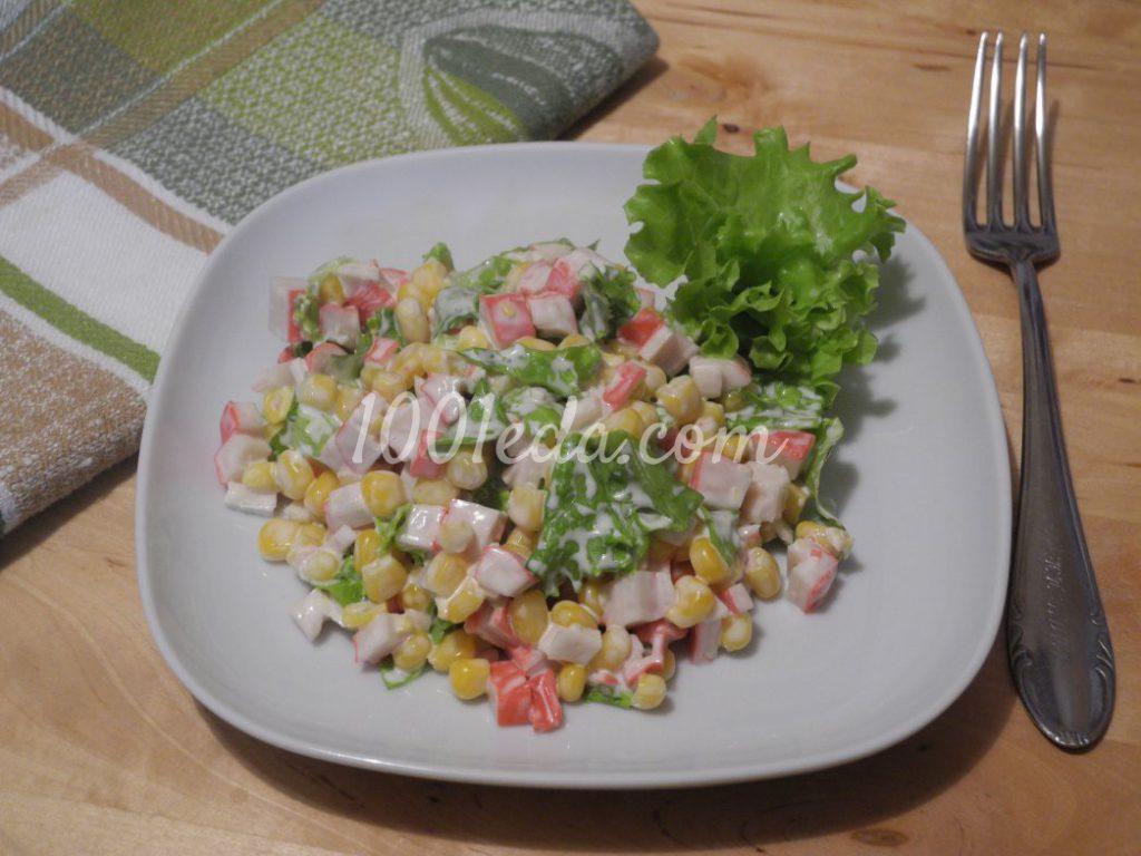 Быстрые и легкие салаты фото