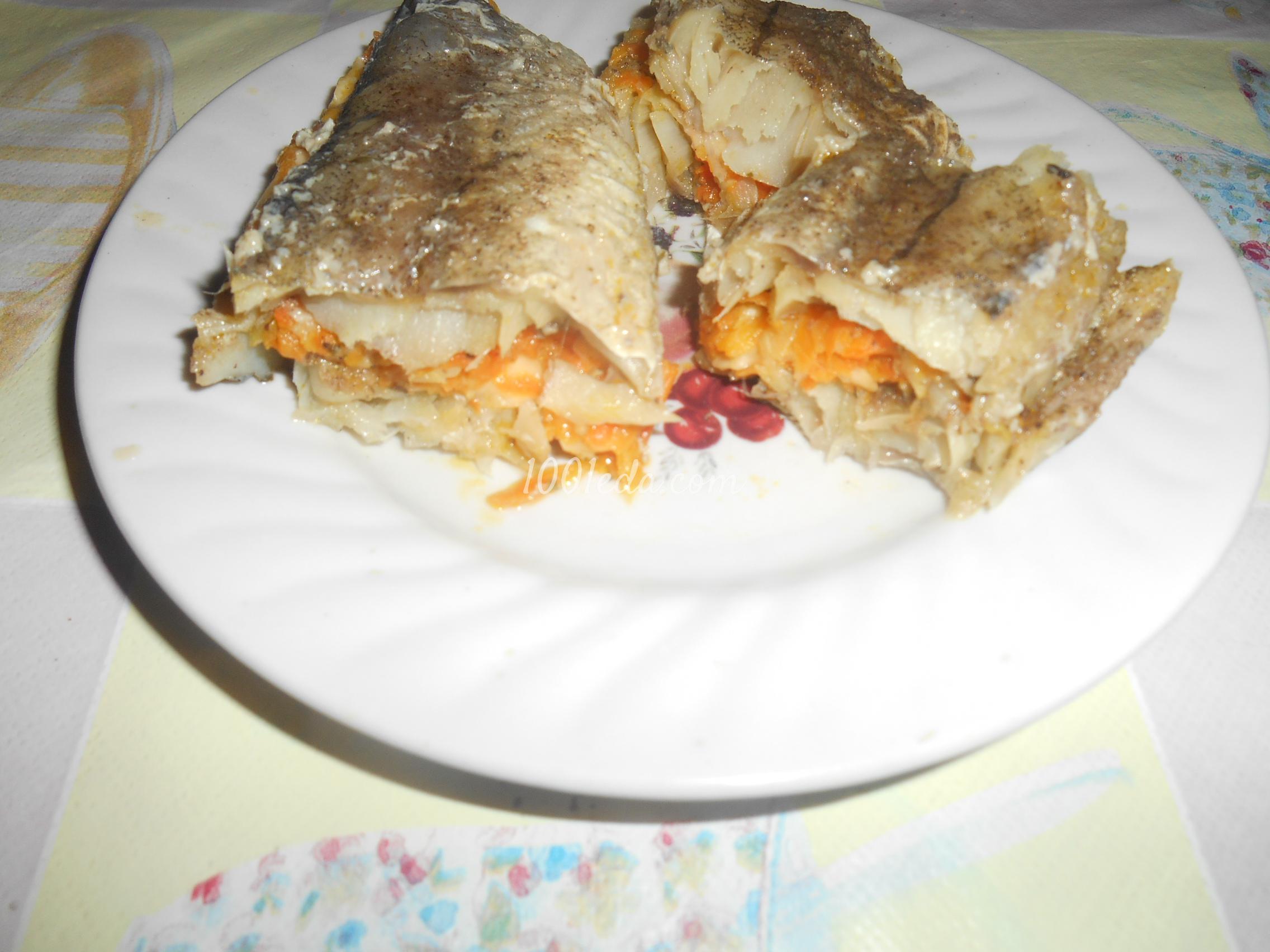Рецепты из стейка трески в духовке