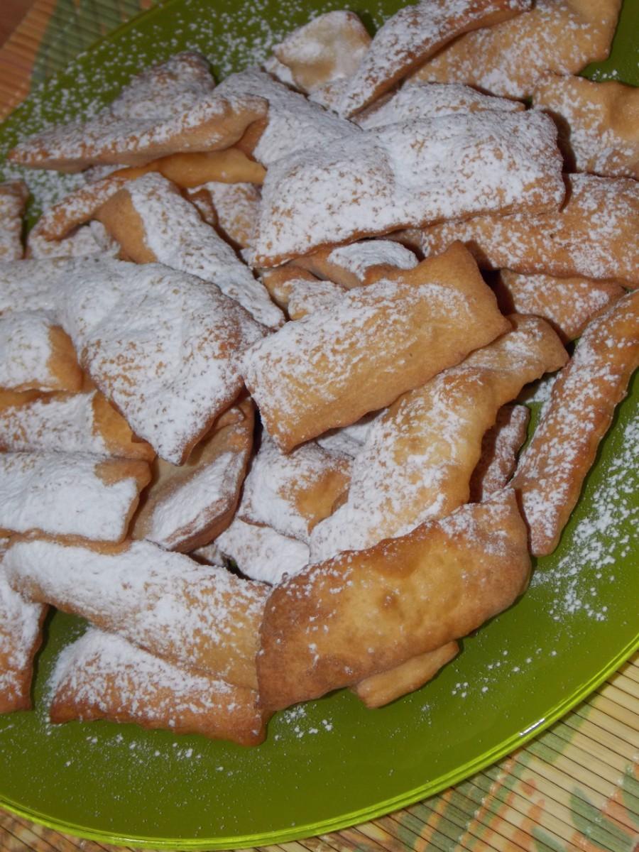 Торт хворост рецепт пошагово