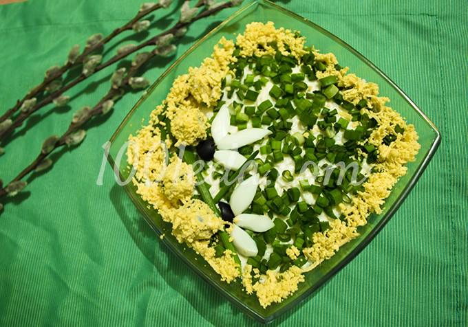 Салат персональный рецепт с фото