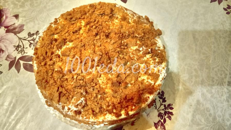 Шоколадный медовик с черносливом: рецепт с пошаговым фото