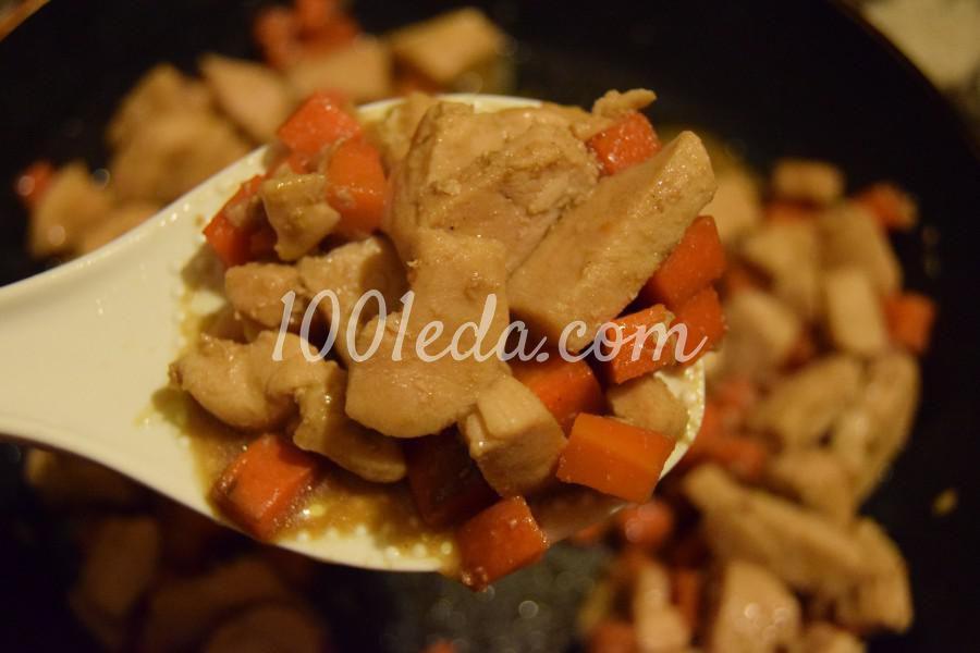 жареная картошка с грибами рецепт с пошаговым фото