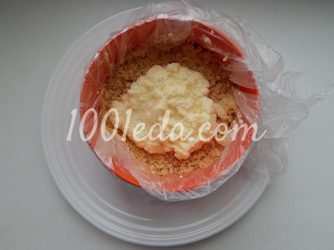 Десерт со вкусом пломбира: пошаговое фото - Шаг №4