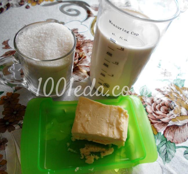 Домашнее сгущённое молоко: пошаговое фото - Шаг №1