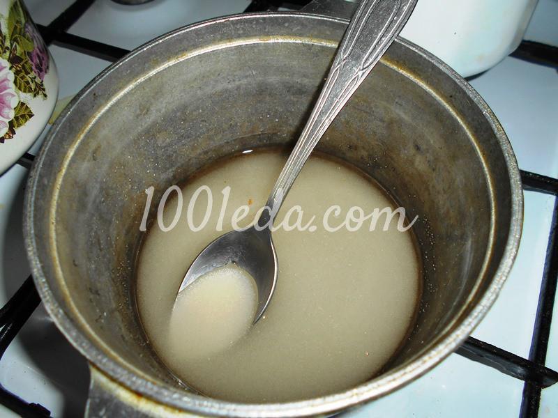 Домашнее сгущённое молоко: пошаговое фото - Шаг №2