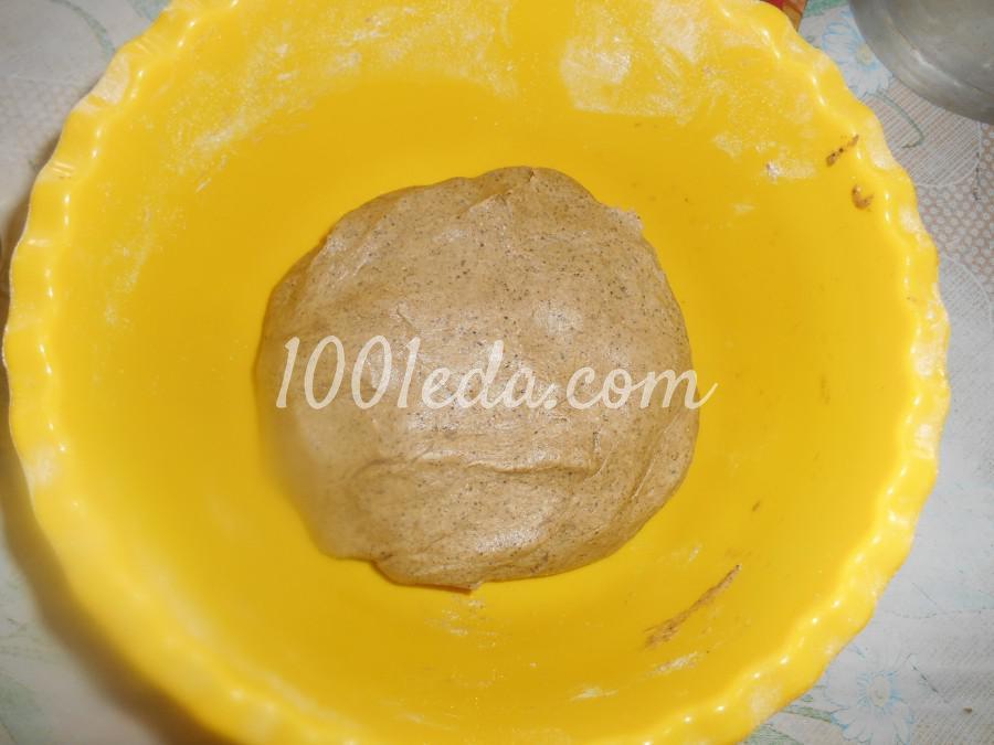 Домашний ржаной хлеб: пошаговое фото - Шаг №5