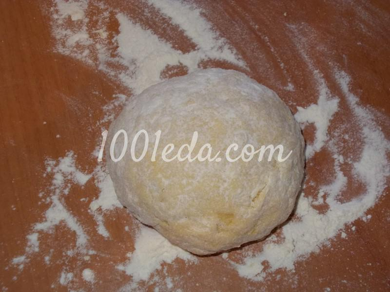 Домашняя толстая лапша с куриными потрошками: рецепт с пошаговым фото - Шаг №3