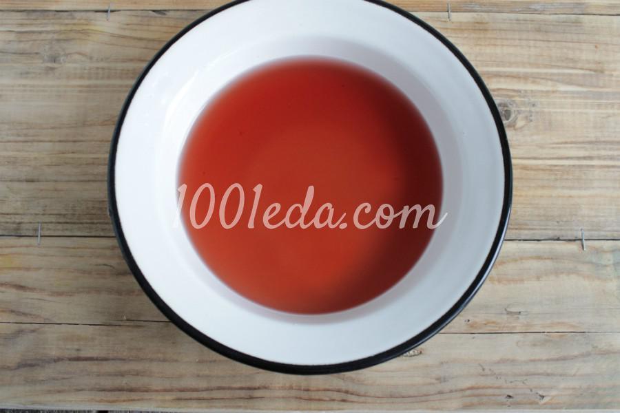 Глинтвейн с апельсином: пошаговое фото - Шаг №4