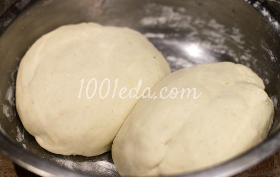 Готовим тонкое тесто и соус для пиццы: пошаговый с фото - Шаг №1