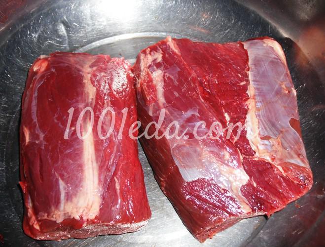 Рецепты мясо по русски из говядины