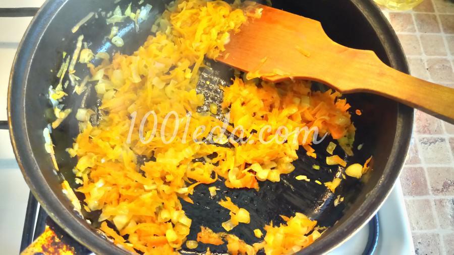 Гречаники с сыром в томатно-овощном соусе: рецепт с пошаговым фото - Шаг №2