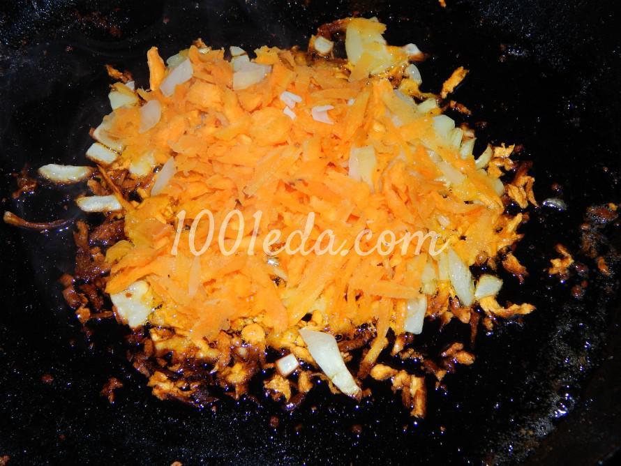 Гречка с курицей на сковороде: пошаговый с фото - Шаг №1