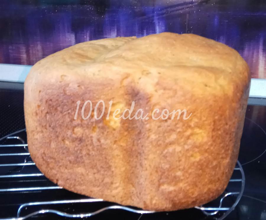 Гречневый хлеб на пиве в хлебопечке: пошаговое фото - Шаг №11