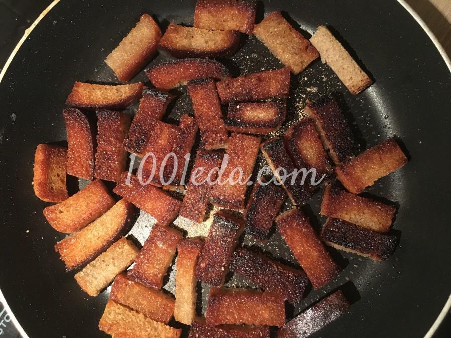 Гренки к пиву с сыром и чесноком: рецепт с пошаговым фото - Шаг № 2