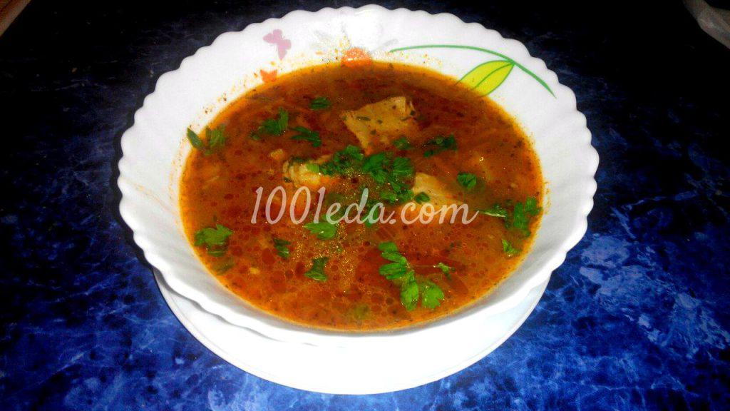 настоящий суп харчо рецепт приготовления в домашних условиях из