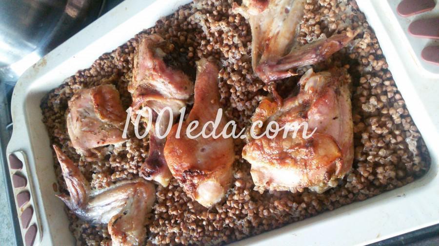 рецепты для мультиварки гречневая каша с курицей