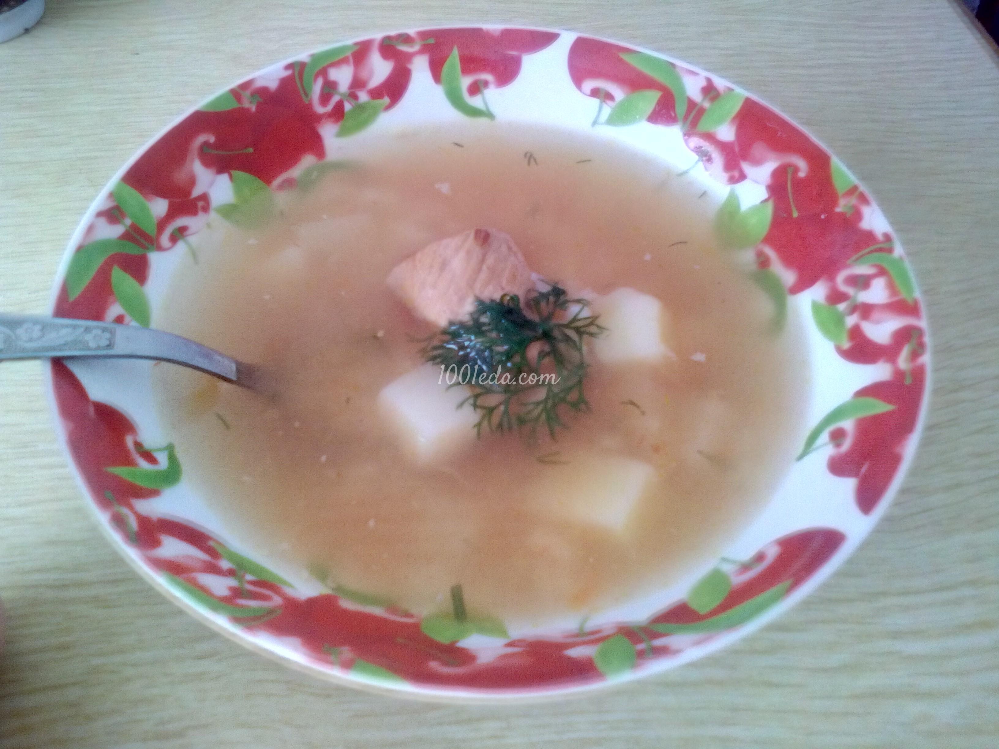 рецепт супа с куриной грудкой и сыром
