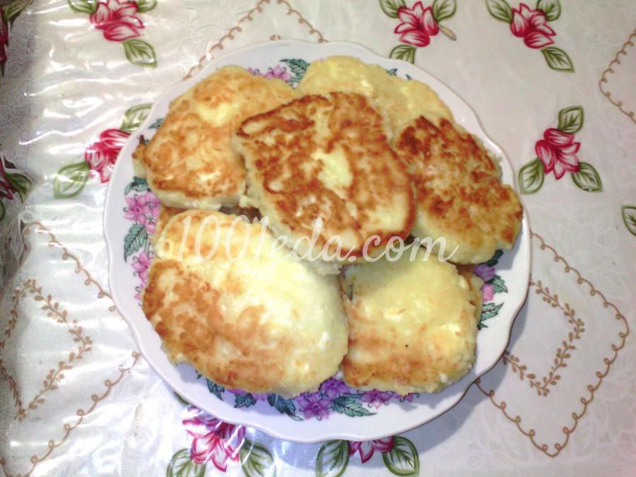 Сырники к чаю для всей семьи