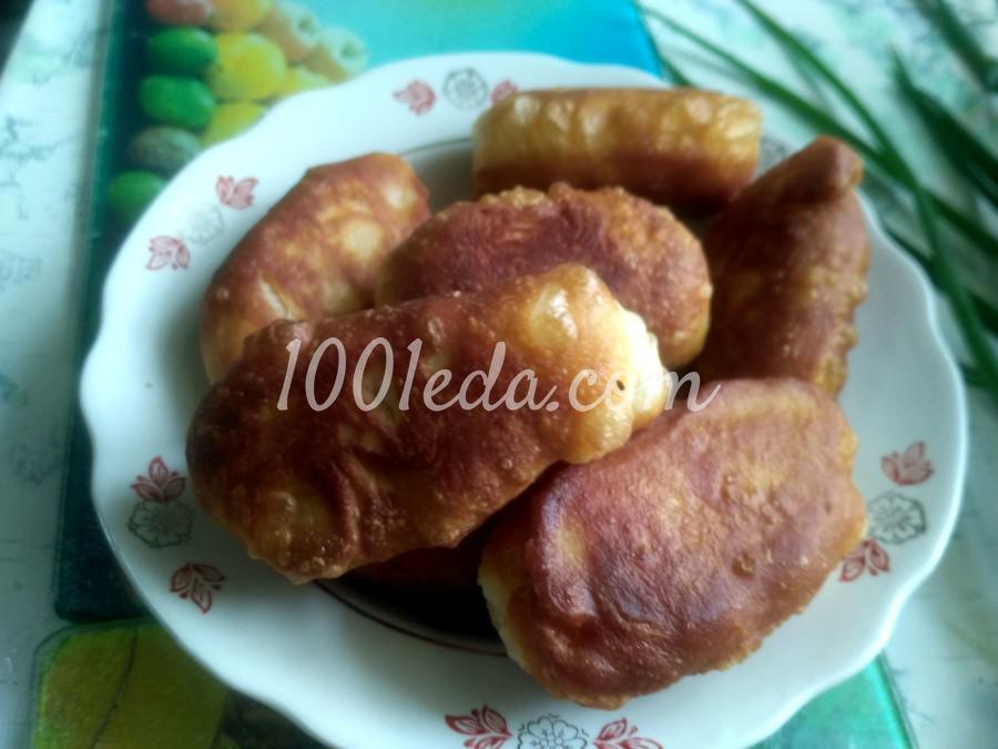 Пирожки жареные с начинкой рецепт 187