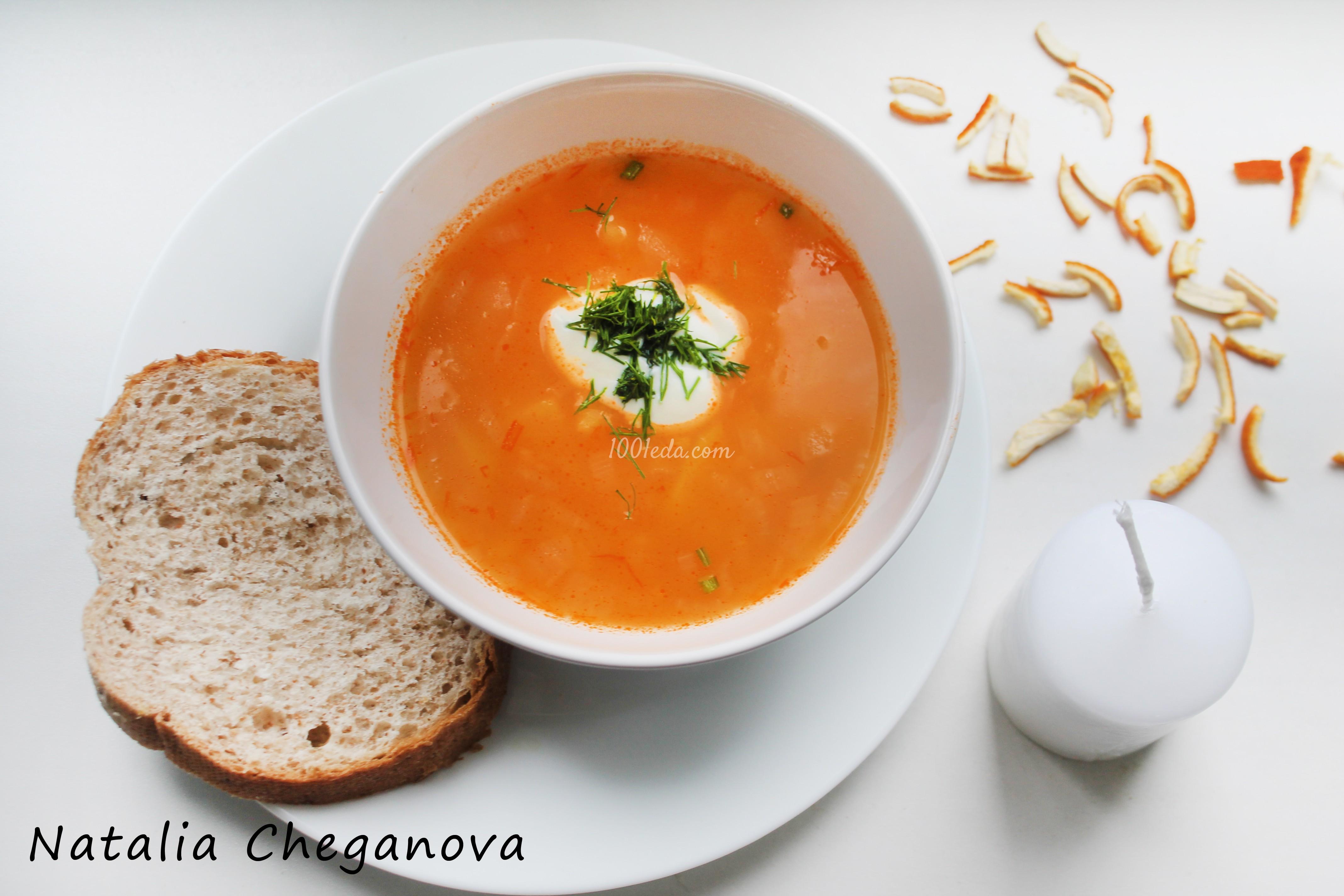 рецепты низкокалорийных супов для мультиварки