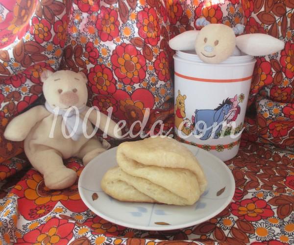 Дрожжевое тесто на сливках рецепт с фото — pic 7