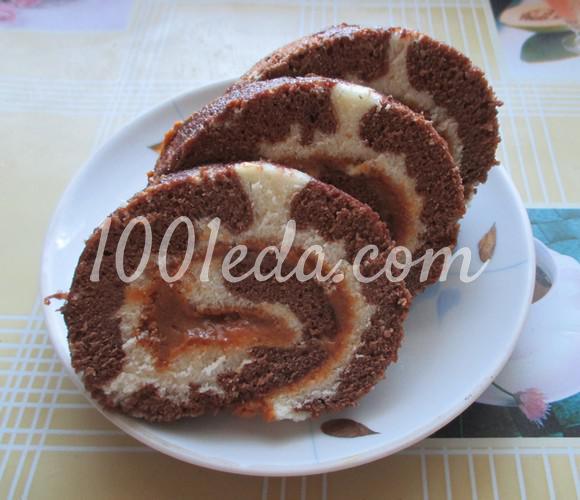 Вкусные Рулеты: пошаговые рецепты