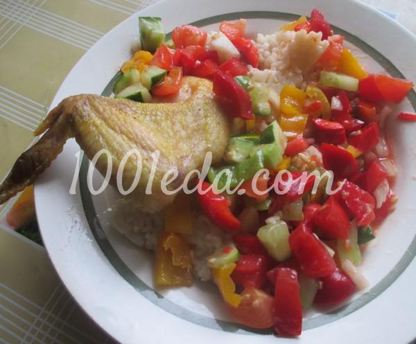 Курица на пивной бутылке в духовке рецепт пошаговый 117