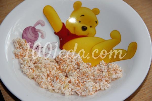 фото рецепт творожный десерт для детей