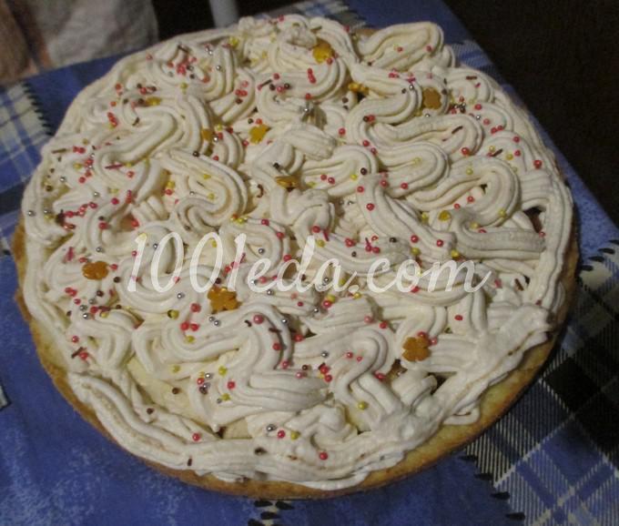 Американский пирог Баноффи пай