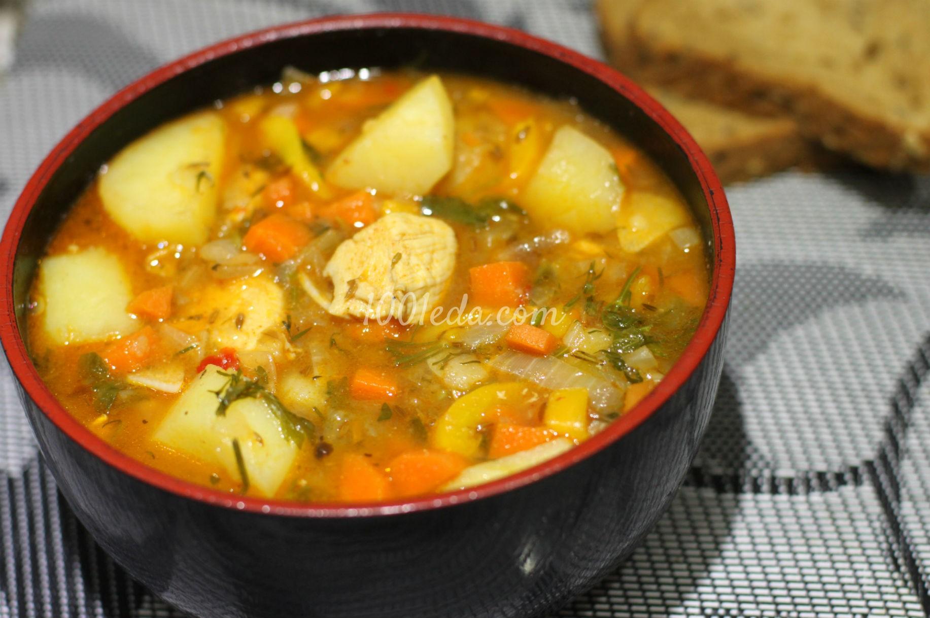 рецепт перлового супа с фото пошагово