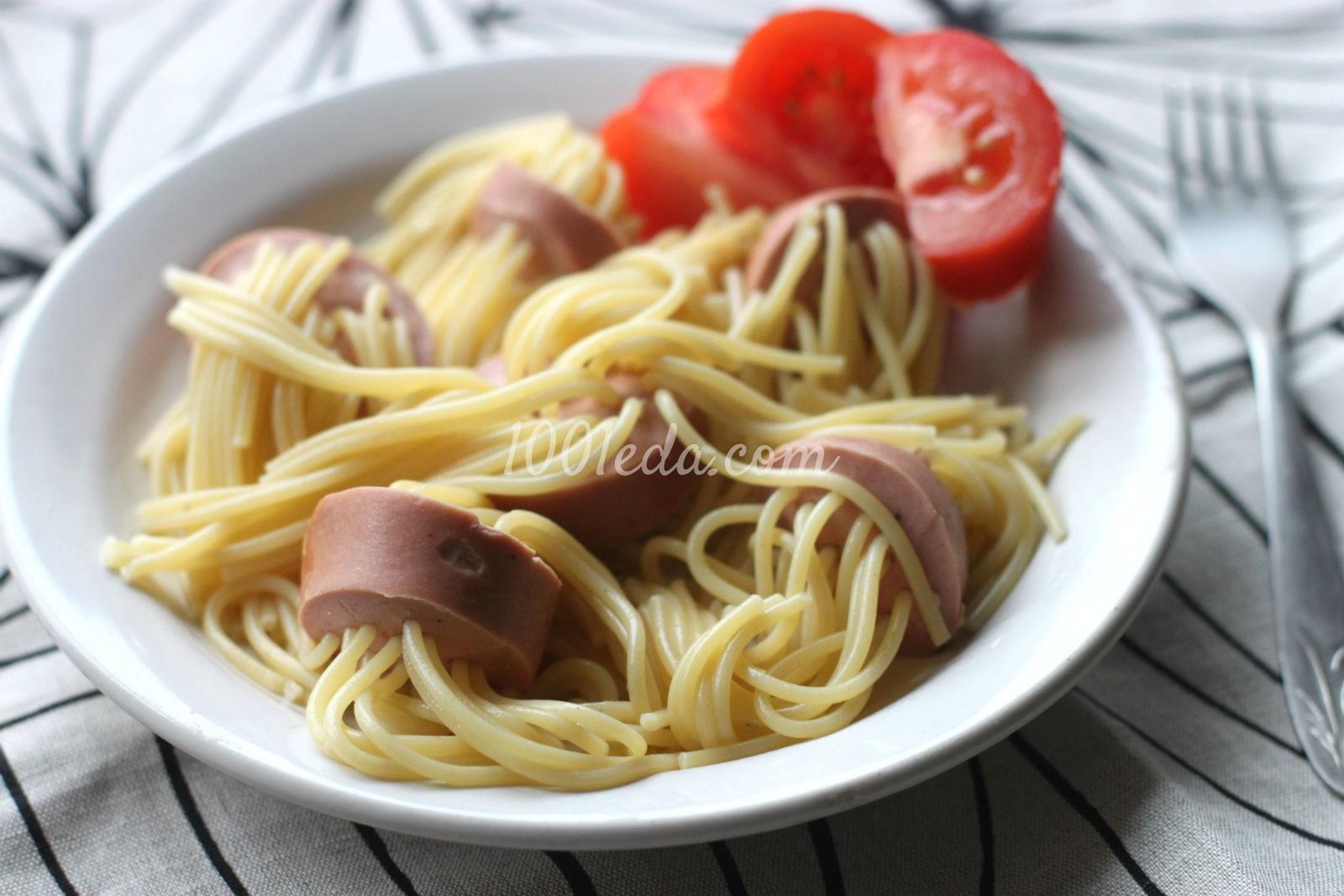 Фаршированные гнезда - Кулинарные пошаговые рецепты