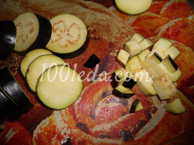 рецепт рататуя из баклажан в духовке