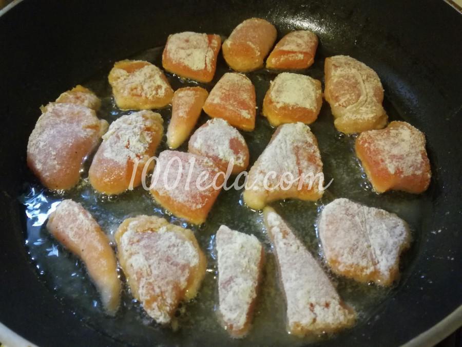 Икра камбалы с соусом: пошаговое фото - Шаг №3