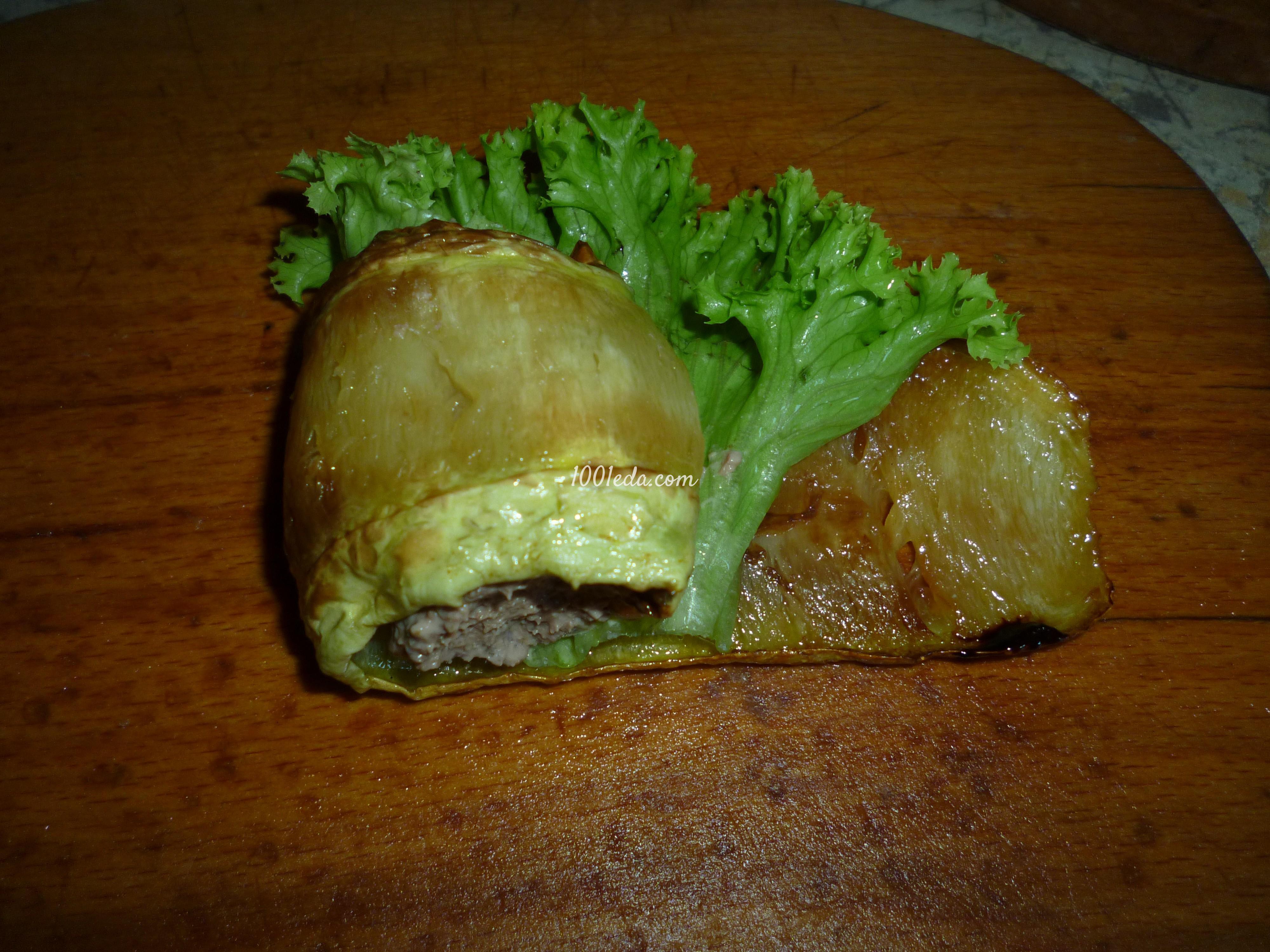 Кабачковые пенечки: рецепт с пошаговым фото - Шаг №7