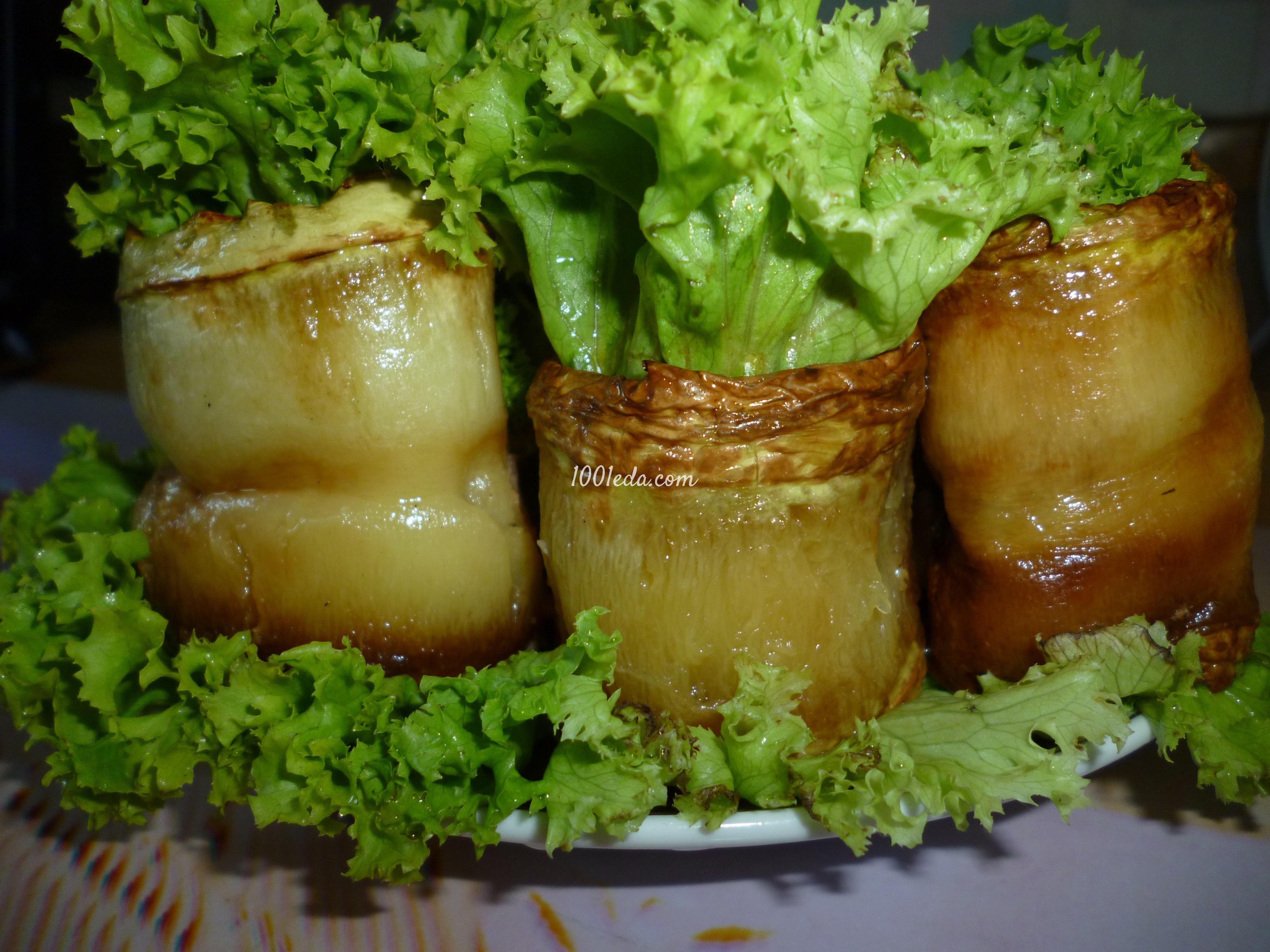 Кабачковые пенечки: рецепт с пошаговым фото - Шаг №8